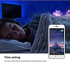 Bluetooth USB Світлодіодна стрічка 5м RGB з пультом ДУ, фото 8