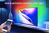 Bluetooth  USB Светодиодная лента   5м RGB c пультом ДУ, фото 3
