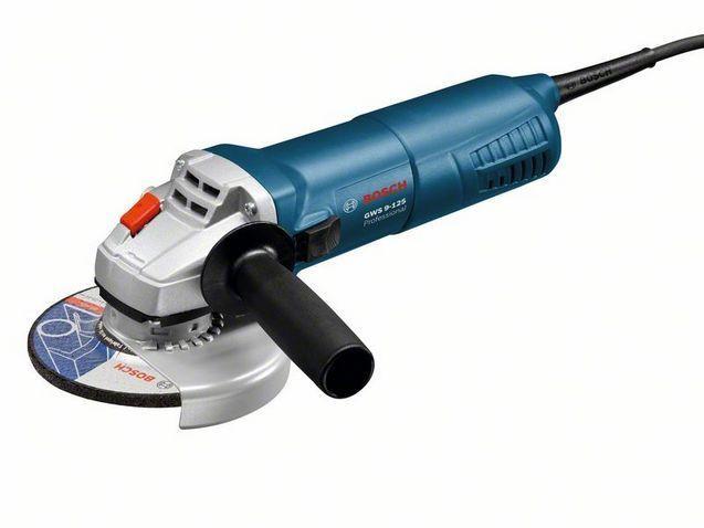 Bosch GWS 9-125 Шлифмашина угловая