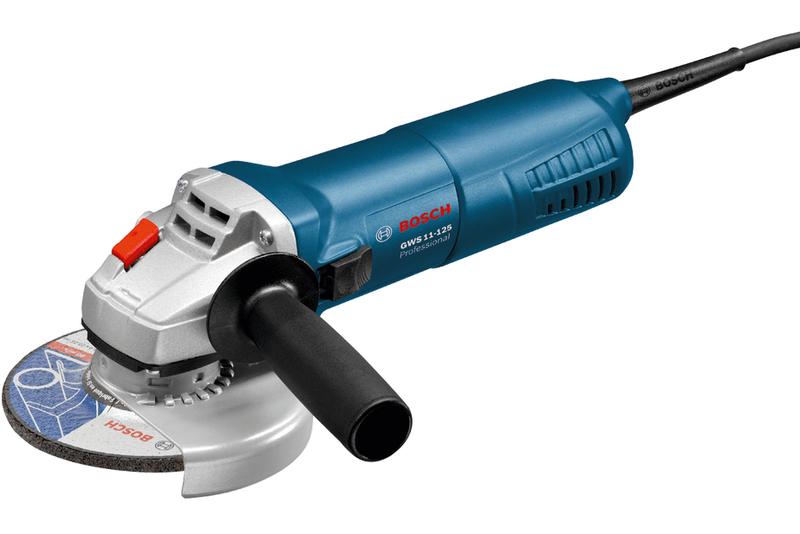 Bosch GWS 11-125 Угловая шлифмашина  (060179D000)
