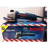 Bosch GWS 1000 Шлифмашина угловая (0601828800), фото 3