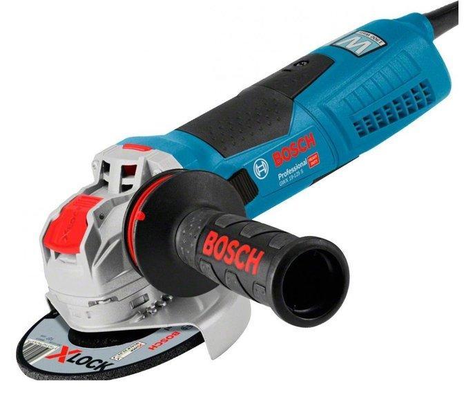 Угловая шлифмашина GWX 19-125 S Bosch