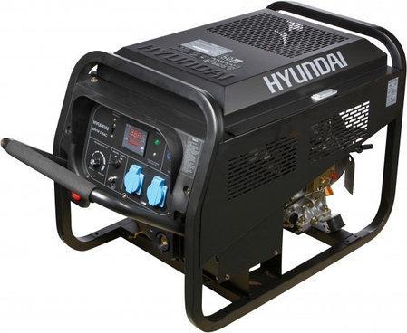 Hyundai DHYW 210AC Сварочный генератор