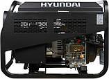 Hyundai DHYW 210AC Сварочный генератор, фото 3