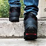 Зимние Кроссовки ADIDAS Climaproof МЕХОМ Черные Мужские Ботинки Адидас (размеры: 41,42,43,45,46)ВидеоОбзор, фото 7