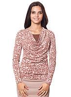 Женский пуловер с принтом (S-L), фото 1