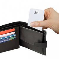 Power Bank кредитка 2500 mAh внешний аккумулятор универсальный