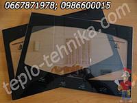 Стекло духовки Asel AF - 0123, размер 42.8 x 27.8 с отверстиями для ручки, к духовке Асель - 40 литров