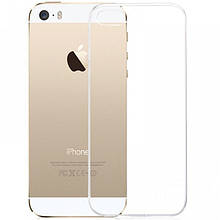 Чехол ультратонкий 0,3 мм iPhone 5, 5s, SE 2016