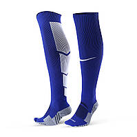 Футбольные гетры Nike (синие)