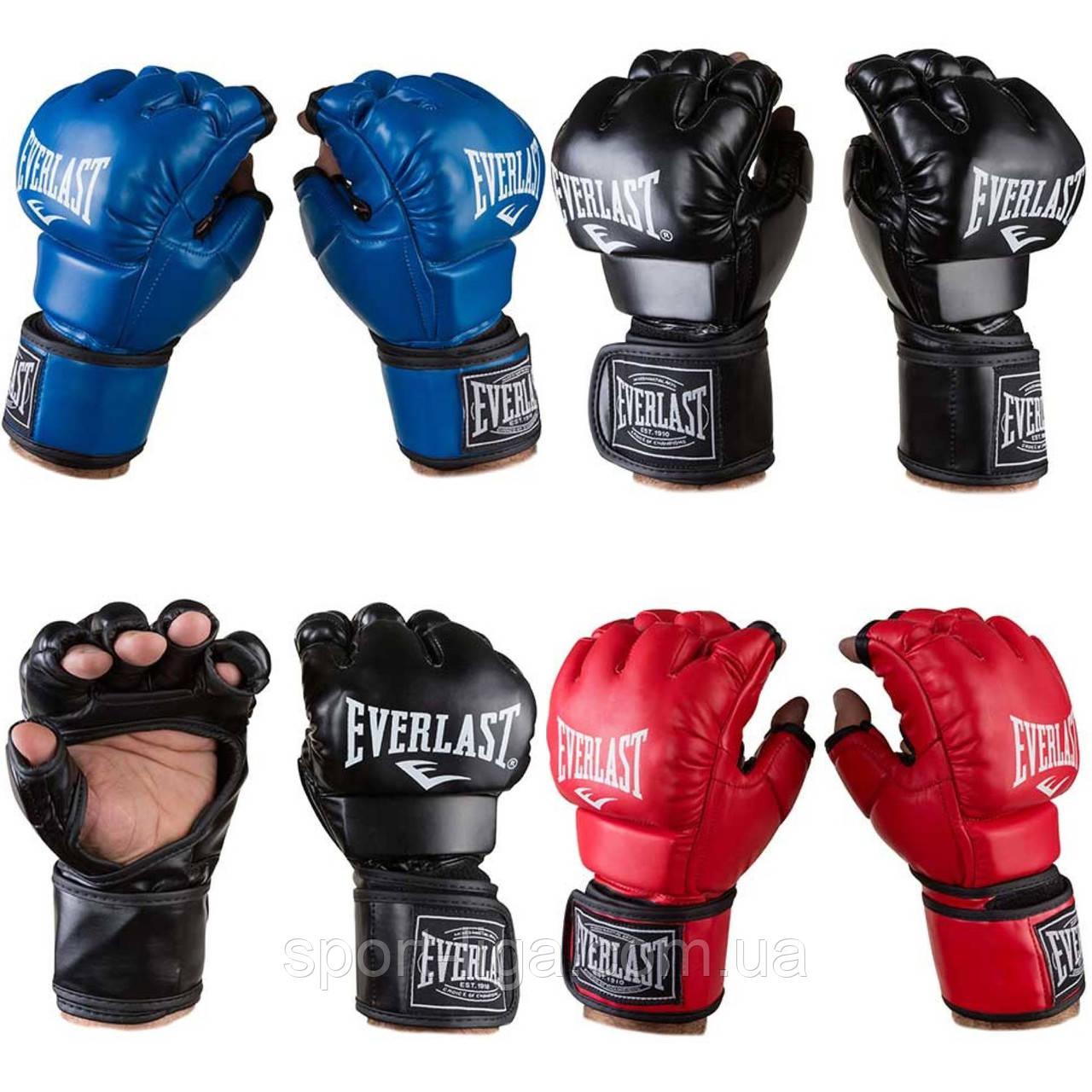 Перчатки Evelast MMA