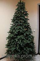 ЕЛЬ ПРЕМИУМ ЗЕЛЕНАЯ 210 см, как живая искусственная елка