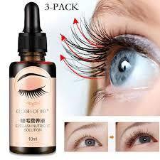 Укрепляющая cыворотка для роста и укрепления ресниц Clothes Eyelash Growth Serum