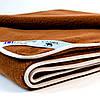 Подарунок. Ексклюзивна ковдра з вовни мериносів. шерсть/шерсть. Різні розміри, фото 5