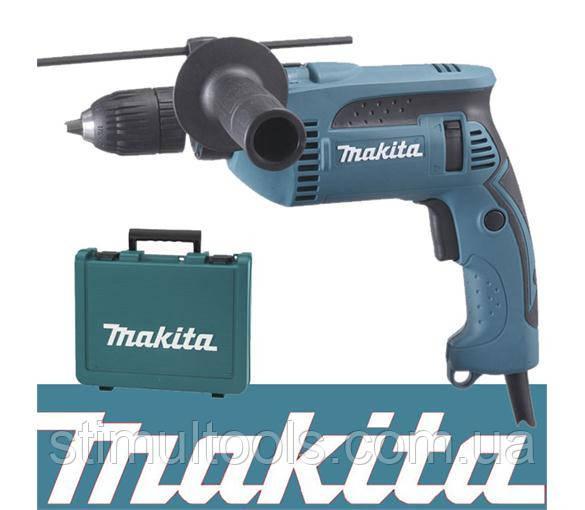 Дрель ударная Makita HP1641K
