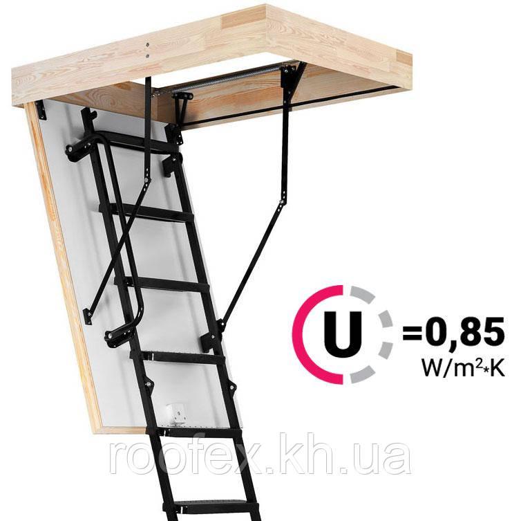 Чердачная лестница Oman Solid Extra