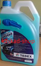 Омыватель стекла зимний Tedex-22  4 литра