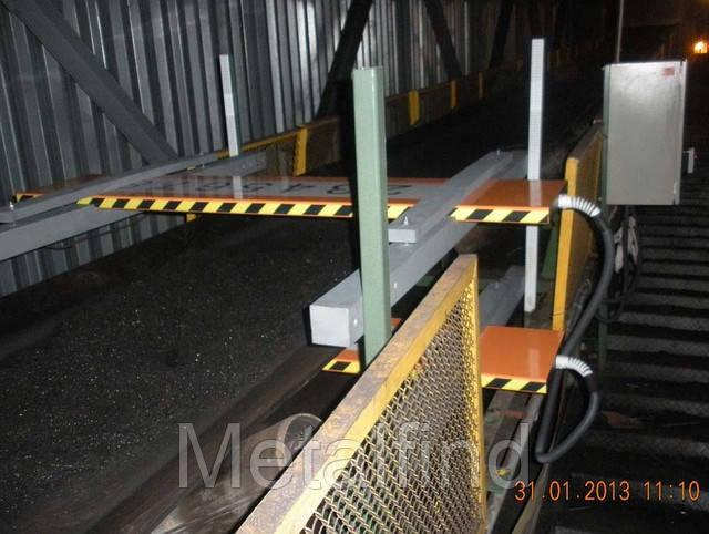 Металлоискатель на конвейере какой купить транспортер