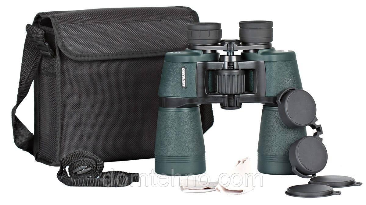 Оптичний бінокль Delta Discovery 10x50 DO-1201