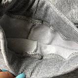 Теплый костюм с начесом  на девочку 445. Размер 86 см, 92 см, 98 см, 104 см, фото 4