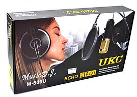 Конденсаторный микрофон M-800U