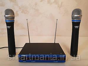 Радіомікрофони, бездротова радіосистема UKC UWP-200XL
