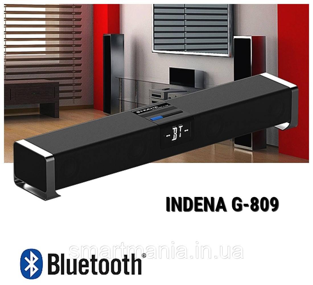 Саундбар INDENA G-809 (80W/USB/BT-AUX/COAX)