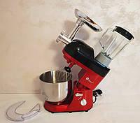 Кухонный комбайн Domotec MS-2051 многофункциональный 3 В 1 (3000 ВТ)