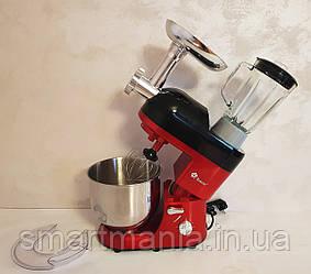 Кухонний комбайн Domotec MS-2051 багатофункціональний 3 В 1 (3000 ВТ)