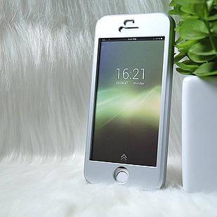 Чехол iPhone 5 5s Серый