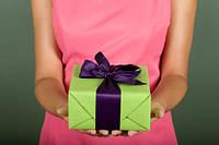 Упаковка подарка!