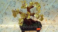 Денежное дерево керамическое размер 14*20