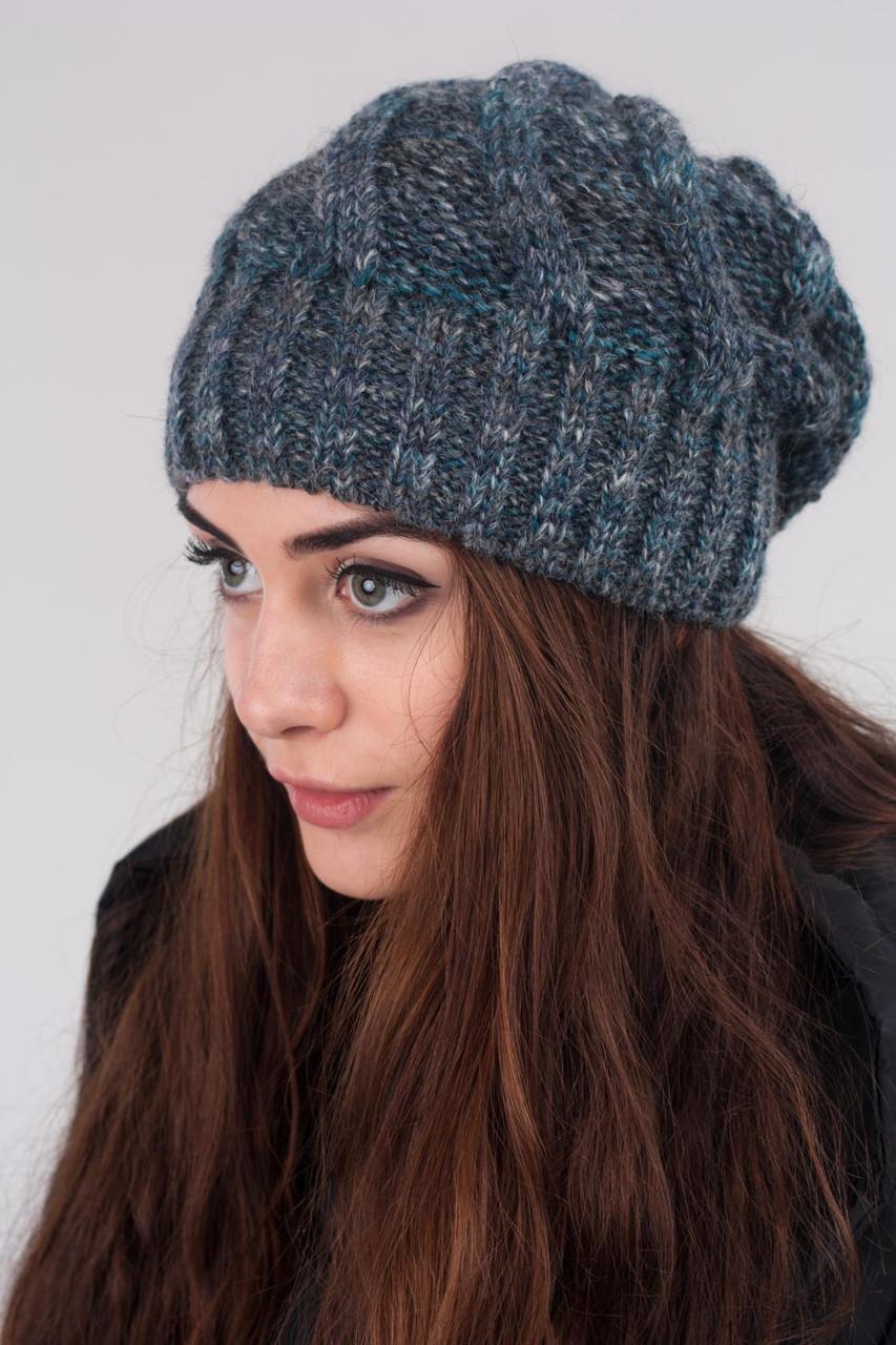 Милая и очаровательная молодежная шапочка