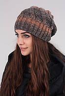 Оригинальная женская шапка на зиму, фото 1