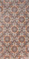 Плитка Атем Мальта настенная декор Atem Malta Arabesque K 295x595 мм