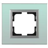 Рамка 2-а, Mono Electric, STYLE GLASS (дзеркало)