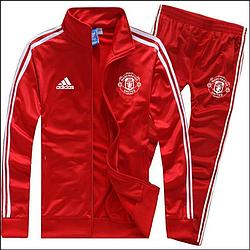 РАЗМЕР L Тренировочный спортивный костюм Manchester United