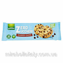 Печенье с кусочками шоколада Без сахара