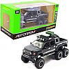 Машинка игровая Автопром Raptor F150 Черный со световыми и звуковыми эффектами (7682)