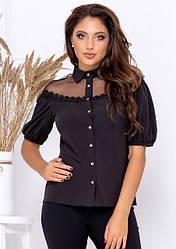 Жіночі блузи та сорочки норма (40-46)