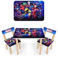 """Набор мебели - столик и 2 стульчика """"Marvel"""""""