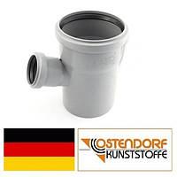 Тройник PP 110/50х67 внутренней канализации Ostendorf HT Германия
