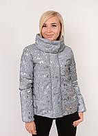 Модная женская светоотражающая куртка-новинка