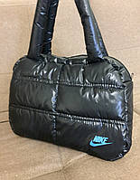 Спортивная сумка пуховик Nike