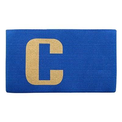 Капитанская повязка синяя