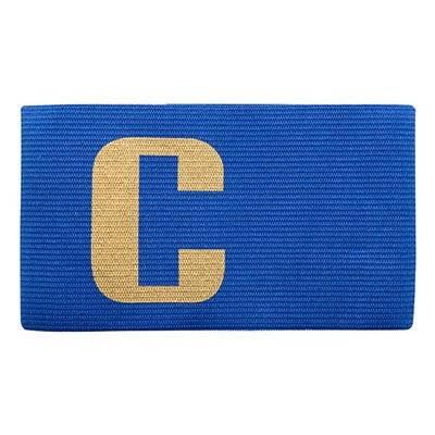 Капитанская повязка синяя, фото 2