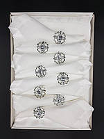 Подарочные наборы скатертей в коробках с салфетками., фото 1
