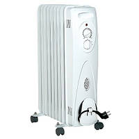 Масляный радиатор Calore  HR-7F 1500Вт