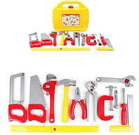 Набор инструментов в чемодане,13 деталей,игрушечные инструменты,технок 5880, фото 1