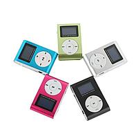 Портативний Міні MP3-Плеєр з LCD дисплеєм USB, SD FM